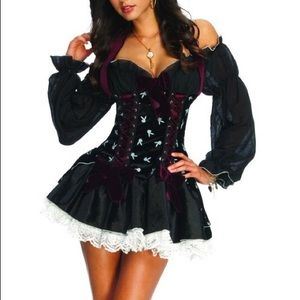 Playboy Swashbuckler Pirate Costume